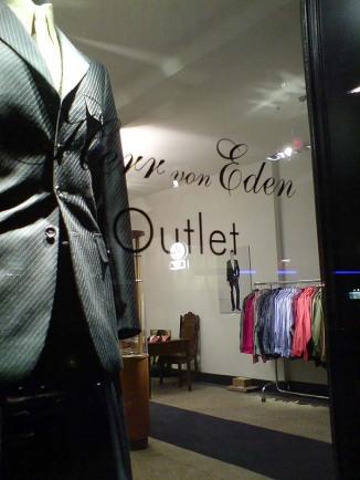 Herr von Eden Outlet