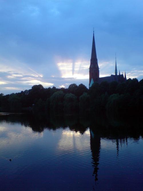 Kuhmühlenteich St. Gertrudkirche