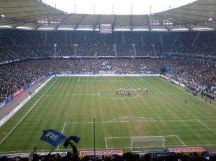 HSV - Borussia Dortmund1:0